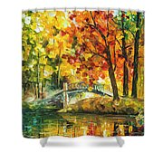 Autumn Rest   Shower Curtain