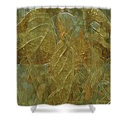 Autumn Reverie Shower Curtain