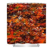 Autumn Riot Shower Curtain