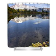 Autumn Suspended Shower Curtain