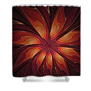 Autumnal Glory Shower Curtain