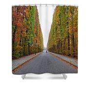 Autumn's Colours Shower Curtain