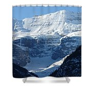 Avalanche Ledge Shower Curtain