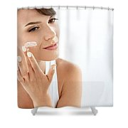 Avandermnu Shower Curtain