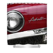 Avanti Shower Curtain
