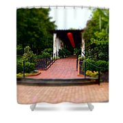 Avenue Of Dreams 1 Shower Curtain