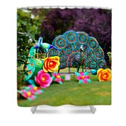 Avenue Of Dreams 10 Shower Curtain