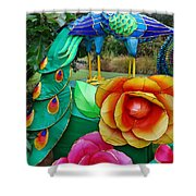 Avenue Of Dreams 11 Shower Curtain