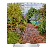 Avenue Of Dreams 5 Shower Curtain