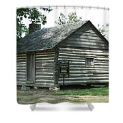 Averasboro Nc  Shower Curtain