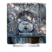 Avertine Hill Shower Curtain