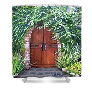 Avignon Shower Curtain