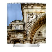 Avignon Opera House Muse 1 Shower Curtain