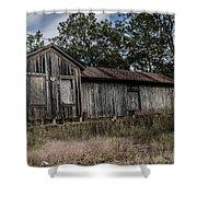 Avinger Depot 2 Shower Curtain