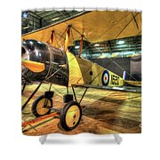 Avro 504k Shower Curtain