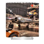 Avro Cf-100 Mk Iv Canuck Shower Curtain