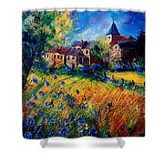 Awagne 67 Shower Curtain