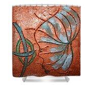 Awash - Tile Shower Curtain