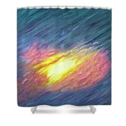 Awesome Majesty Shower Curtain