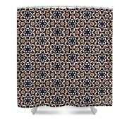 Awesome Mosaic Pattern Shower Curtain