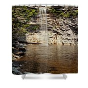 Awosting Falls Shower Curtain