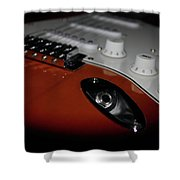 Axe To Grind Shower Curtain