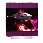 Axiom Delight Shower Curtain