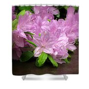 Azalea Bouqet Shower Curtain