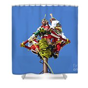 Aztec Tradition Shower Curtain