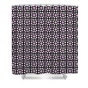 Azulejos Magic Pattern - 03 Shower Curtain