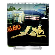 B-25 Mitchell Shower Curtain