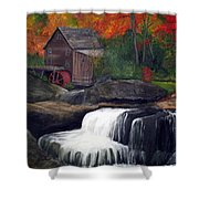 Babcock Mill Shower Curtain