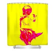 Baby Clark Shower Curtain