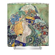 Baby (cradle) Shower Curtain