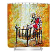 Baby Love Shower Curtain