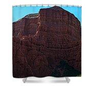 Baby Rocks Shower Curtain