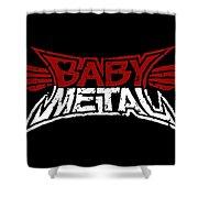 Babymetal Shower Curtain