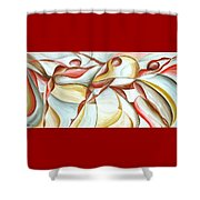 Bacchanal Shower Curtain