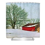 Back In The Day Shower Curtain