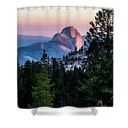 Back Of The Half Shower Curtain