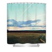 Back On The Farm Shower Curtain