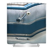 Back Seat Shower Curtain