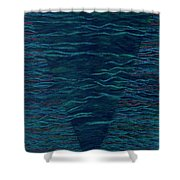 Back To Heaven 2 Shower Curtain