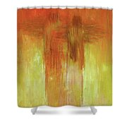 Back To Home Shower Curtain