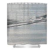 Back To The Dock Shower Curtain