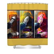 Back Tothe Future  Shower Curtain