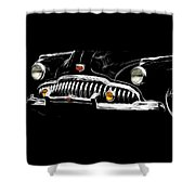 Bad Buick Shower Curtain