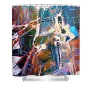 Badlands 1 Shower Curtain