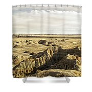 Badlands 2 Shower Curtain