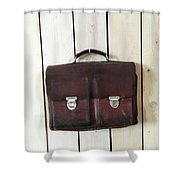 Bag Shower Curtain